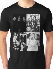 Friends Black&White Unisex T-Shirt