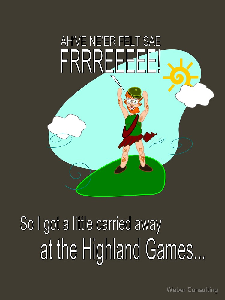 Highland Games by HalfNote5