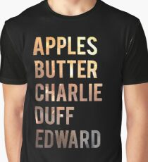 Battlefield 1 objective names Graphic T-Shirt