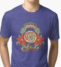 Kaylee's Shiny Umbrellas Tri-blend T-Shirt