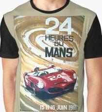 LeMans 63 Graphic T-Shirt