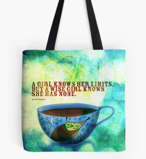 What my #Coffee says to me - Jan 3, 2013 Pillow Tote Bag