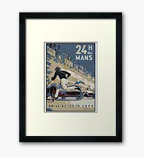 LeMans 59 Framed Print