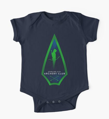 Starling City Archery Kids Clothes