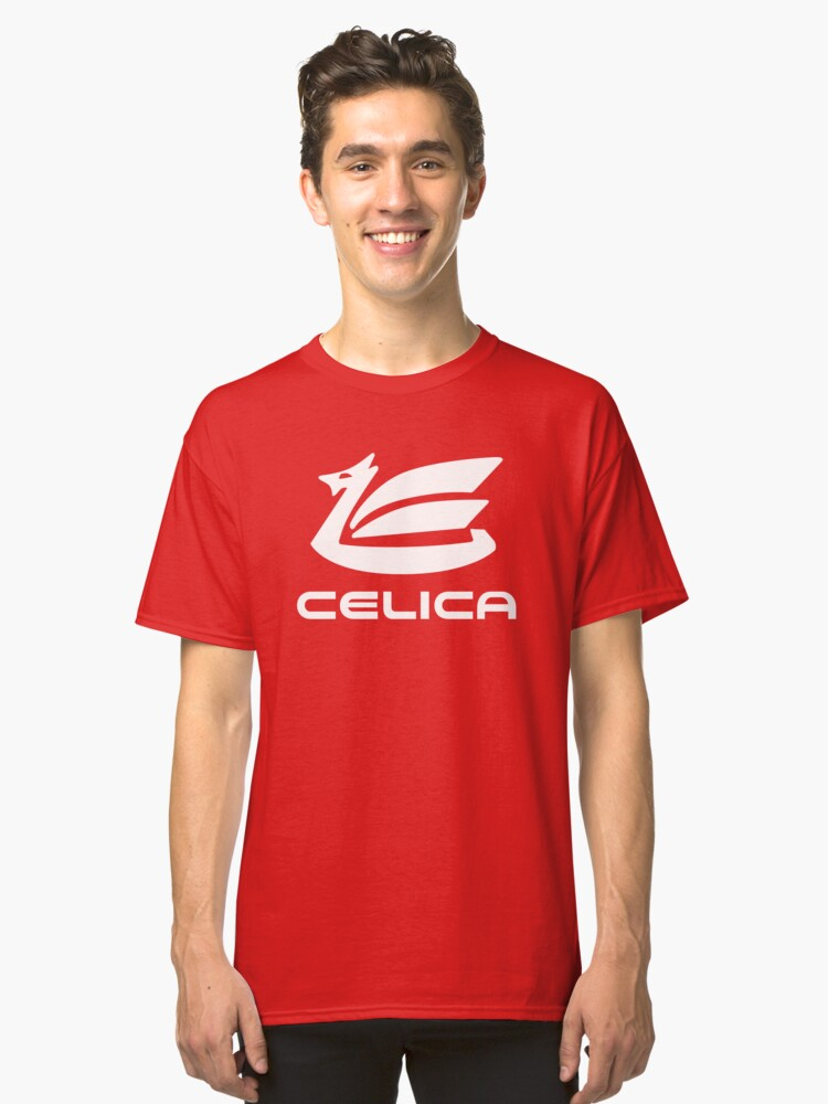 Celica Dragon Classic T-Shirt Front