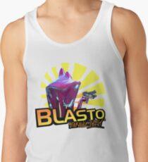 Mass Effect - BLASTO w/quote  Men's Tank Top