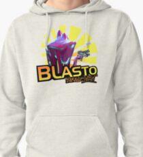 Mass Effect - BLASTO w/quote  Pullover Hoodie