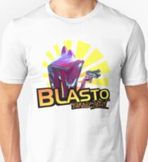 Mass Effect - BLASTO w/quote  Unisex T-Shirt