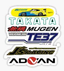Honda S2000 Spoon Sticker