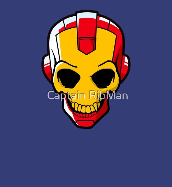 Iron Skull by Captain RibMan