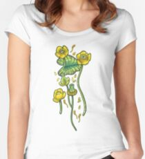 River of Mystery Women's Fitted Scoop T-Shirt