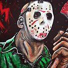 Jason 13 by Laura Barbosa