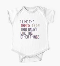 The Things I Like Kids Clothes