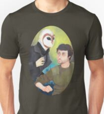 Ellis Vs Hollows Unisex T-Shirt