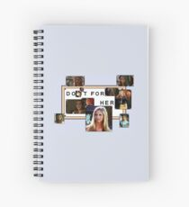 Do it for Buffy Spiral Notebook