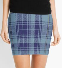 02766 Traynor Clan/Family Tartan  Mini Skirt