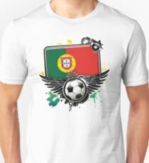 Soccer Fan Portugal Unisex T-Shirt