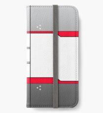 Gatchaman Crowds Anmerkung - Hajime (Insight Ver.) iPhone Flip-Case/Hülle/Skin