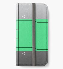 Gatchaman Crowds Hinweis - OD iPhone Flip-Case/Hülle/Skin