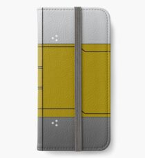 Gatchaman Crowds Note - Katze iPhone Wallet