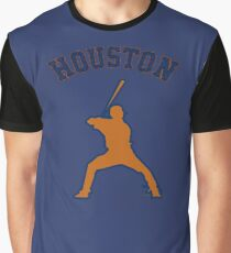 bagwell's stance Graphic T-Shirt