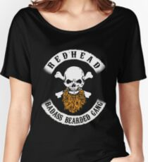 Redhead - Redhead Beard Gang Women's Relaxed Fit T-Shirt