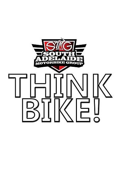 South Adelaide Motorbike Group Think Bike by Chisafa