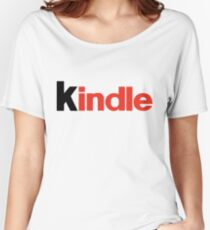 Kindle Women's Relaxed Fit T-Shirt