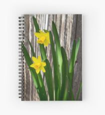 Tiny Daffodils Spiral Notebook