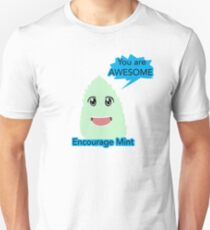 Encourage Mint Unisex T-Shirt