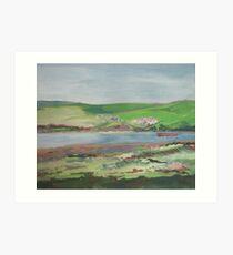 The Cove, Bantry Bay Art Print