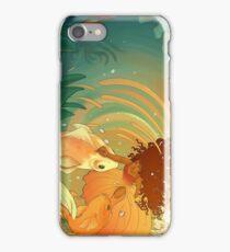 Harmony Through Reciprocity  iPhone Case/Skin