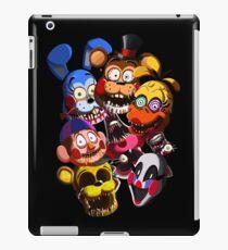 THE NEW FACES OF FUN!! iPad Case/Skin