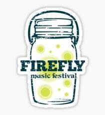 FIREFLY Music Fest - Artwork Sticker