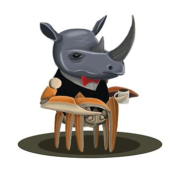 Rhino Crab by jkinmont