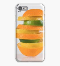 Orang-Lem-Lime iPhone Case/Skin