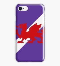 Karia - Wyrmson Flag iPhone Case/Skin
