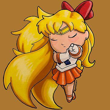 Sailor Venus by GrizzlyJerr