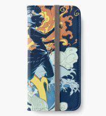 Zwei Avatare iPhone Flip-Case/Hülle/Klebefolie