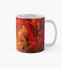 Balinese Painting Mug