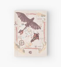 How to train your dragon Hardcover Journal