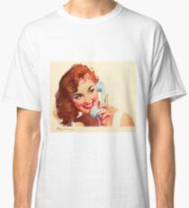 Gil Elvgren Appreciation T-Shirt no. 10. Classic T-Shirt