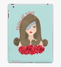 Rose of May iPad Case/Skin