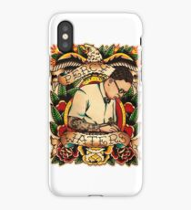 Old Timers - Percy Waters iPhone Case/Skin