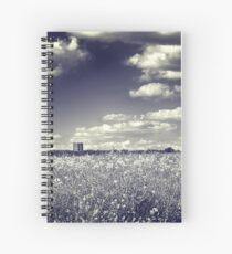 Following Dreams Spiral Notebook