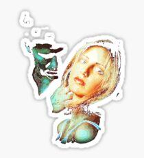 Buffy & Angel Sticker