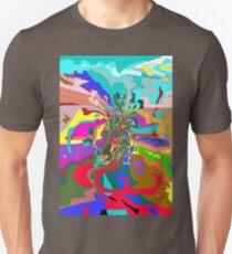 Adventures in mind Unisex T-Shirt