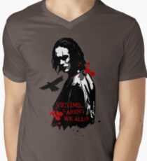 Victims... Aren't we all? Men's V-Neck T-Shirt