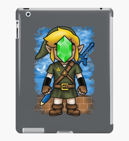 Son of Hyrule iPad Case/Skin