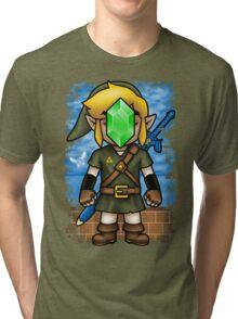 Son of Hyrule Tri-blend T-Shirt